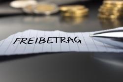 Unterschied Steuerfreibetrag und Pauschbetrag