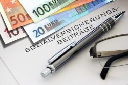 Sozialversicherungsbeiträge gibt es in Deutschland